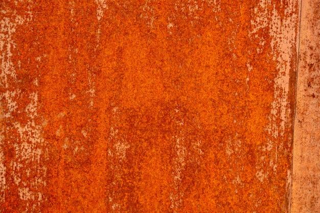 Texture en métal peint