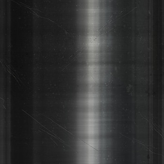 Texture en métal rayé