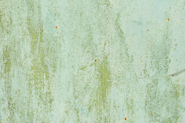 Texture en métal avec des rayures et des fissures