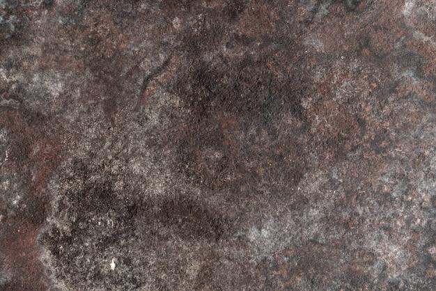 Texture de métal rouillé grunge panoramique, rouille et fond de métal oxydé. vieux panneau de fer en métal. qualité haute résolution