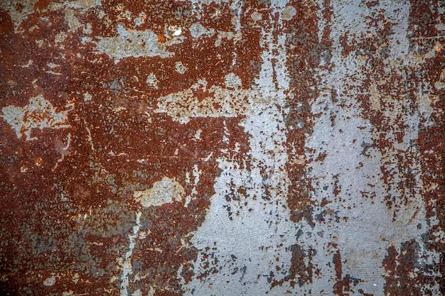 Texture en métal