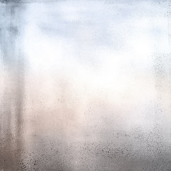 Texture métallique abstraite argentée