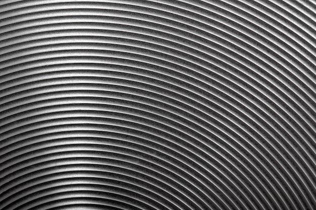 Texture métallique brillante en relief. arrière-plan pour la conception
