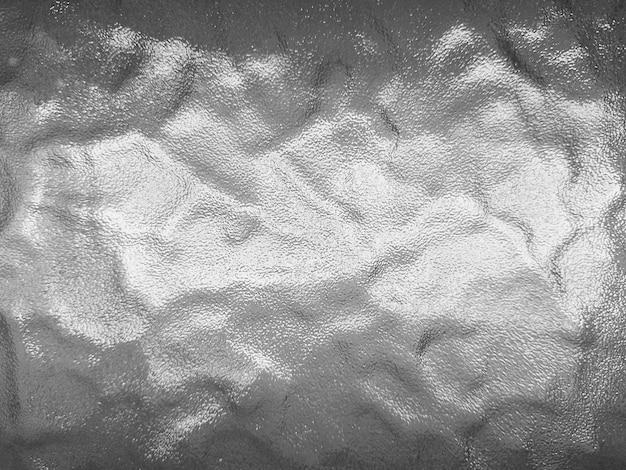 Texture métallique fond abstrait blanc, miroir