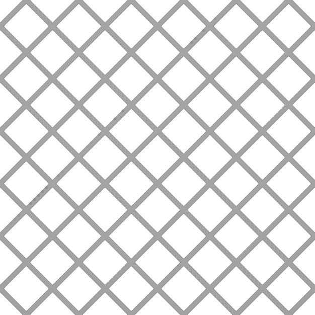 Texture monochromatique net métallique sur espace blanc. illustration 3d isolée