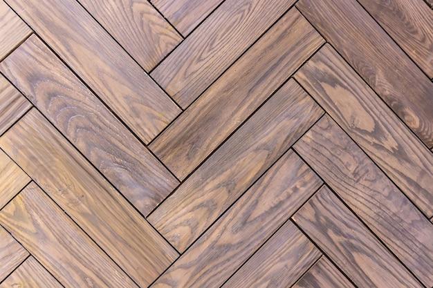Texture de motif de fond de plancher en bois