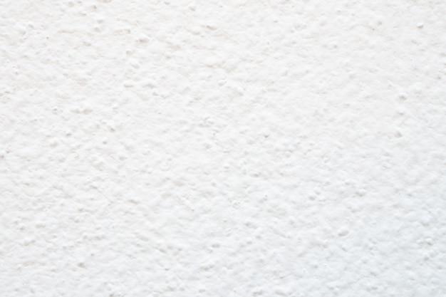 Texture de mur de béton blanc comme fond abstrait