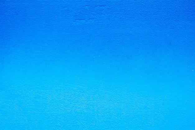 Texture de mur en béton bleu à la construction