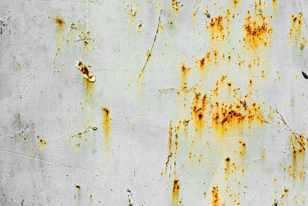 Texture d'un mur de béton avec des fissures et des rayures qui peuvent être utilisées comme arrière-plan