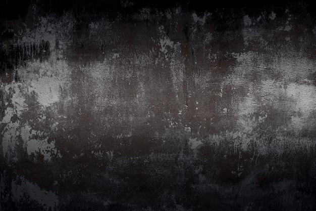 Texture De Mur De Béton Foncé Pour Le Fond Photo Premium