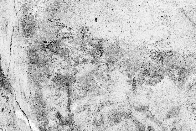 Texture, mur, béton, fragment de mur avec rayures et fissures