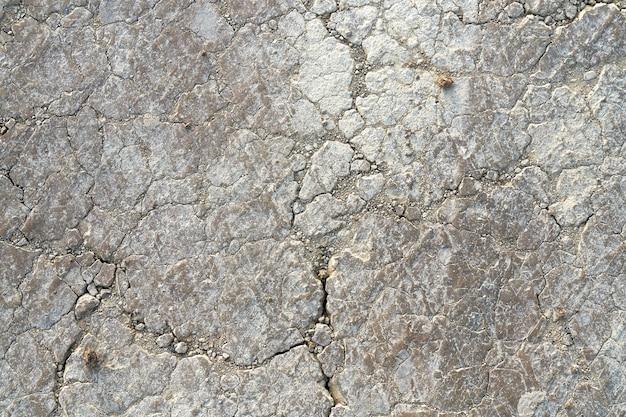 Texture d'un mur de béton en gris.