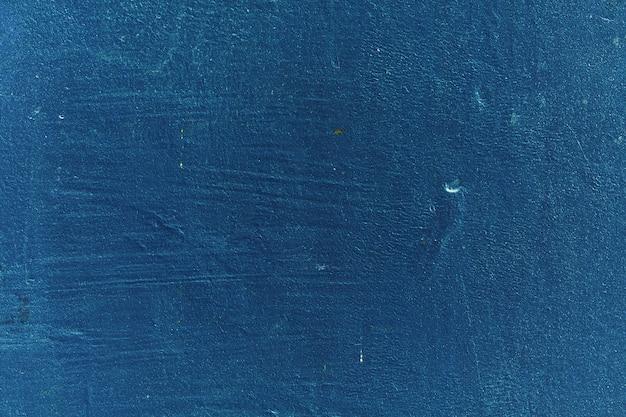 Texture d'un mur bleu
