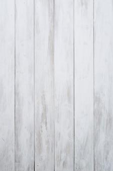 Texture de mur en bois blanc