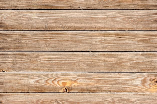 Texture de mur en bois brun abstrait