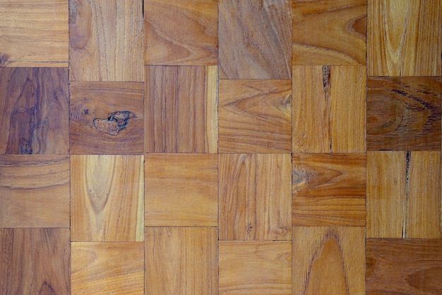 Texture de mur bois fond bois brun.