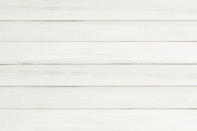 Texture de mur en bois naturel blanc et fond