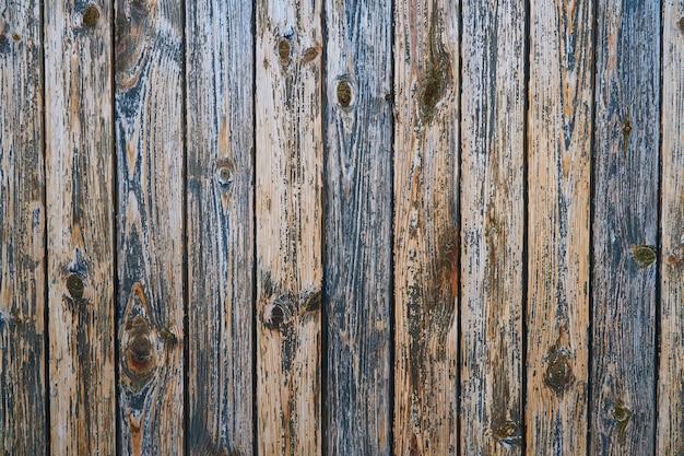 Texture de mur en bois, vieux fond de bois