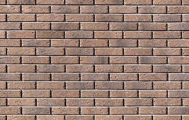 Texture de mur de brique moderne avec espace de copie