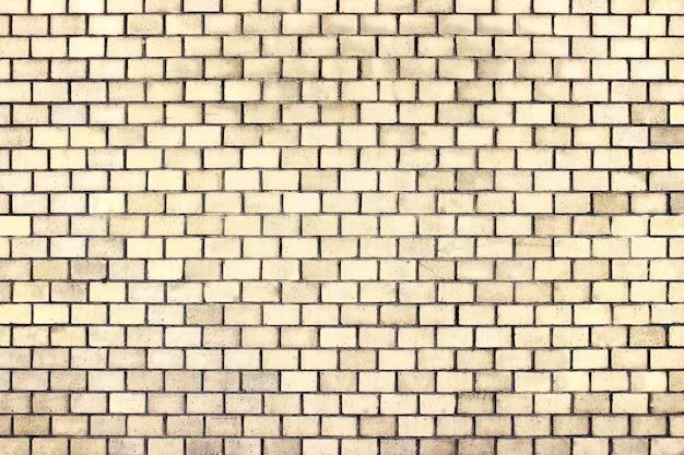 Texture de mur de brique orange, pierre de fond de couleur