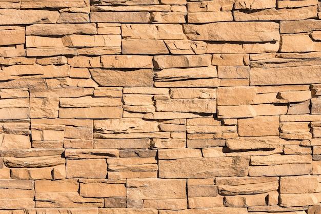 Texture de mur de brique.