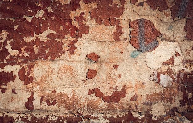 Texture de mur de briques colorées