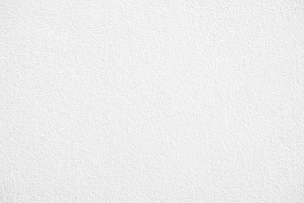Texture de mur de ciment ou de béton blanc pour le fond