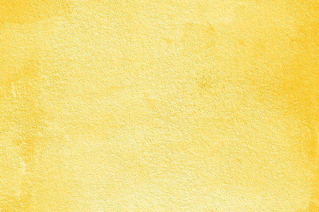 Texture de mur de ciment doré