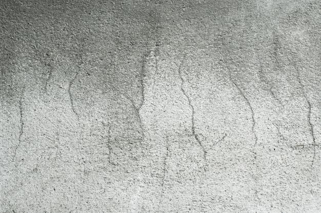 Texture de mur de ciment avec fond de surfaces fissurées et rugueuses