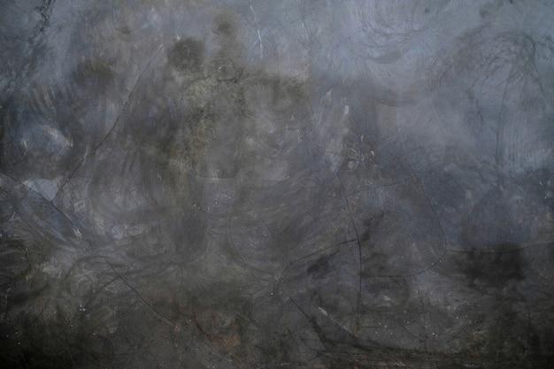 Texture de mur gris noir pour la conception d'arrière-plan ou d'arrière-plan