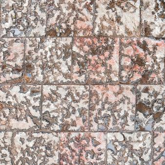 Texture de mur de pierre ou de brique