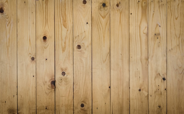 Texture de mur en pin