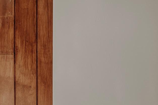 Texture de mur avec des planches