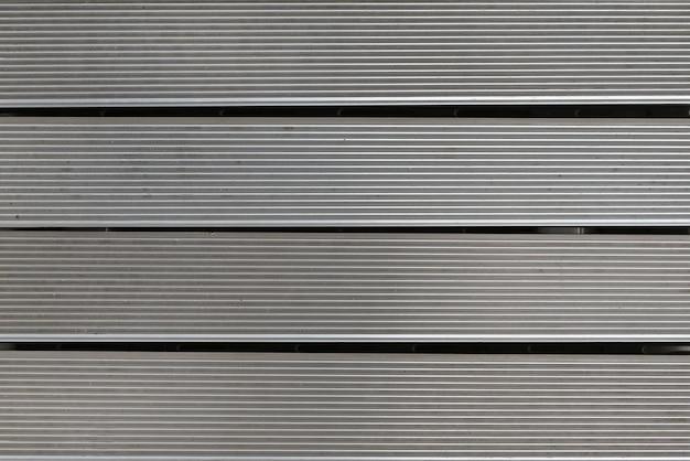 Texture de mur de plaque métallique