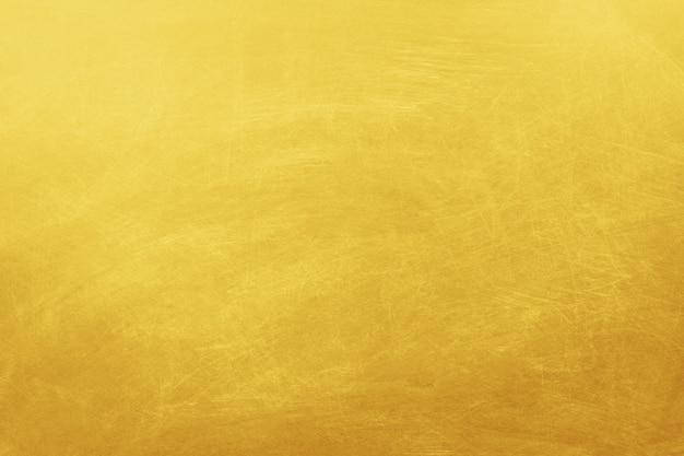 Texture de mur rayé vintage doré