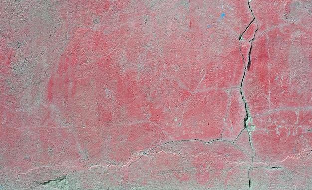 Texture de mur rouge ancien