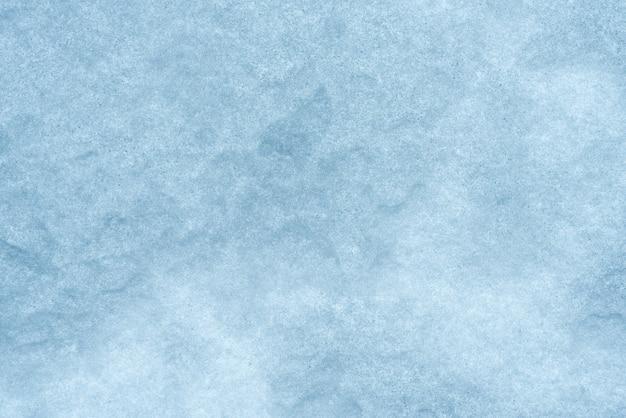 Texture de neige