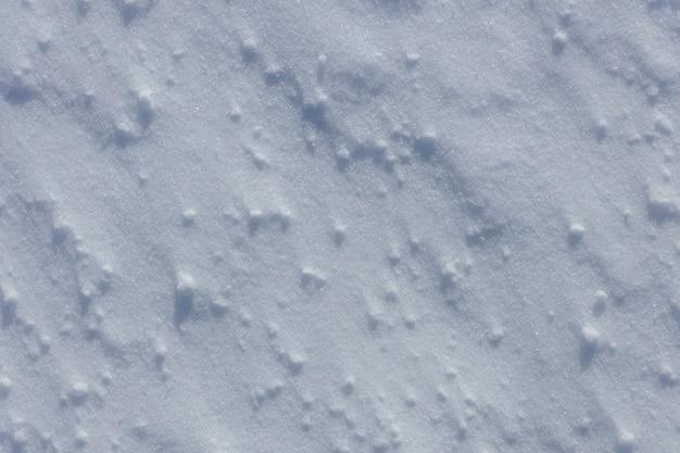 Texture neigeuse. arrière-plan pour la conception. l'hiver. photo de haute qualité