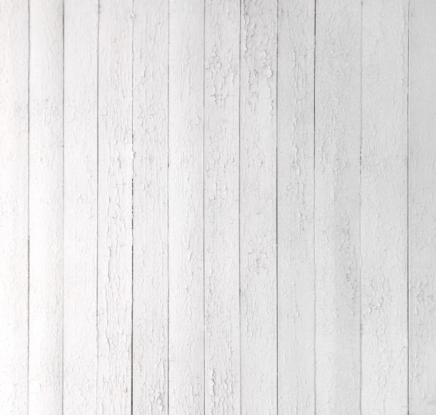 Texture noir et blanc de planches de bois vierges