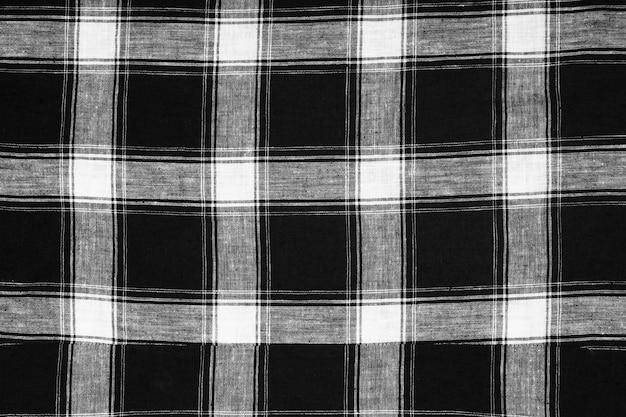 Texture noir et blanc