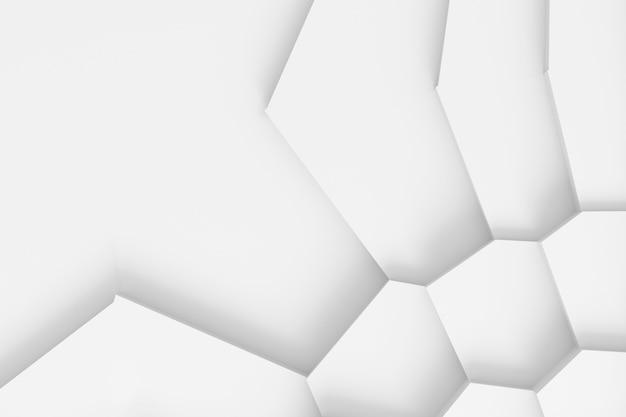 Texture numérique légère de blocs de différentes tailles de formes différentes imposantes