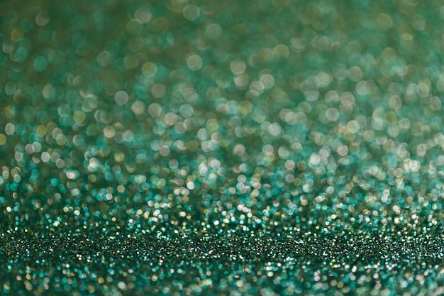 Texture de paillettes émeraude verte