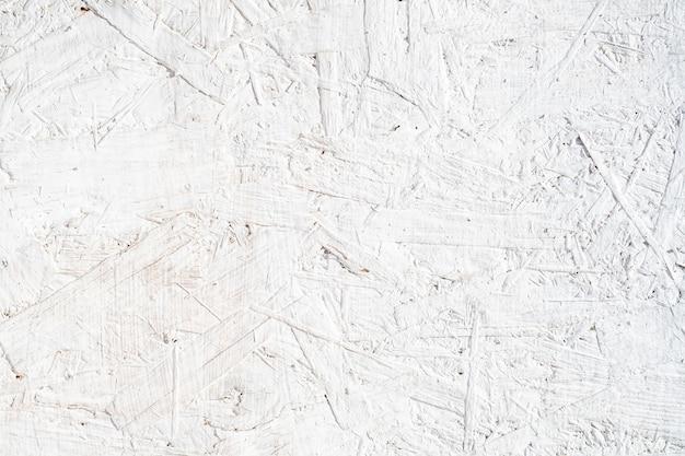Texture de panneau de sciure blanche