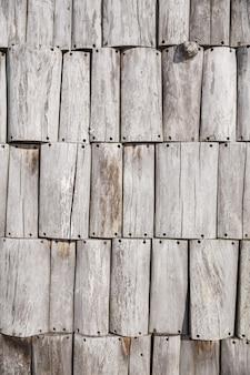 Texture des panneaux de clôture gris gris.