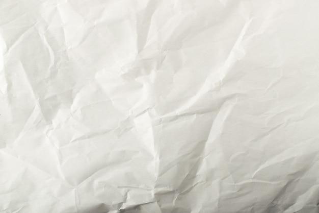 Texture de papier artisanal blanc