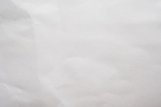 Texture de papier blanc bouchent fond