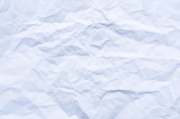 Texture de papier blanc pour le fond.