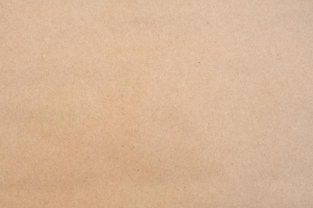 Texture de papier brun. fond marron