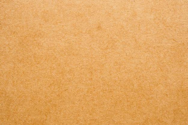 Texture de papier brun