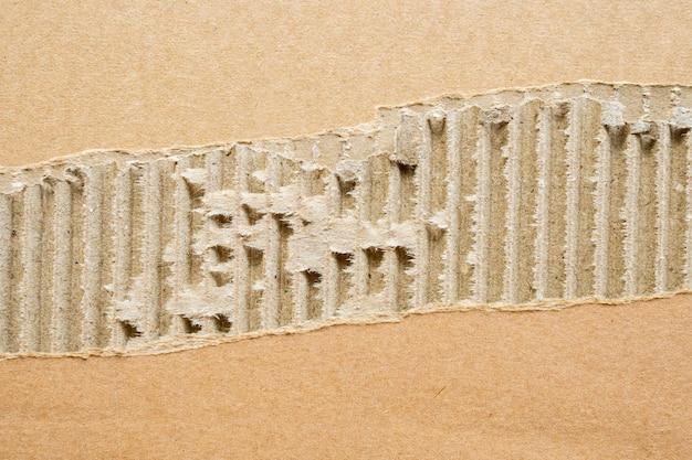 Texture de papier carton